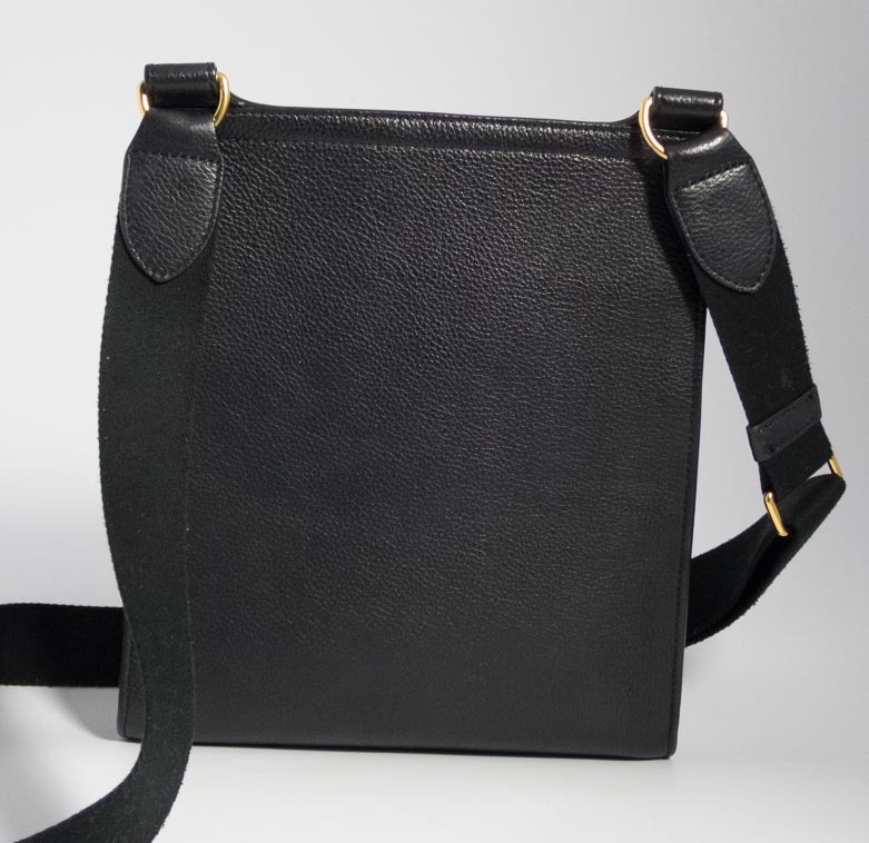 09d9be3ecb43 ... ireland authentic preloved new style mulberry antony in black classic grain  leather with gold hardware the
