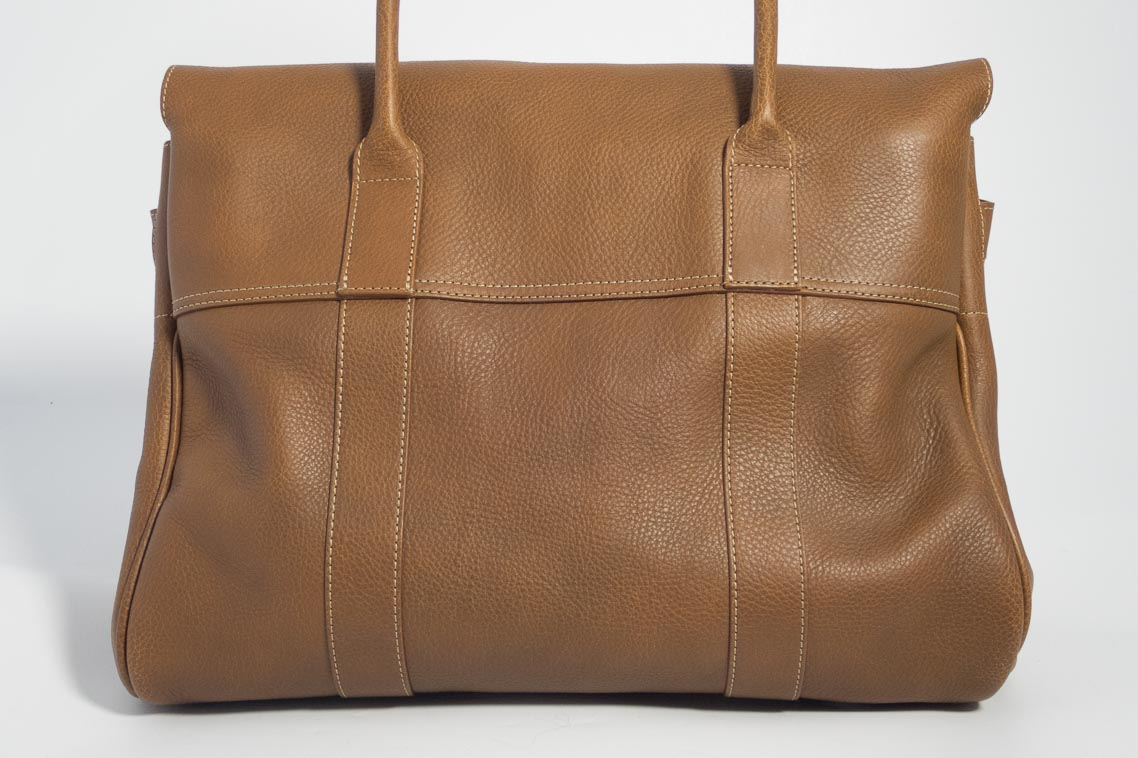7b10025e6b Authentic Brand New Mulberry Bayswater in Oak NVT with Brass hardware