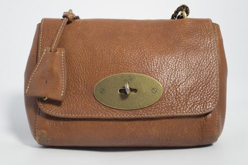 9d0d685d32b Authentic Preloved Mulberry Lily in Oak NVT with Brass Hardware